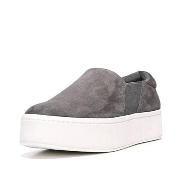 cce5945ffbc Vince Warren Steel Platform Sneakers. M 5a8c95932ae12f52c1cd9295